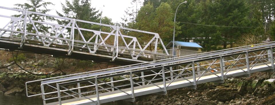 Slider 5 – Saltery Bay Gangway