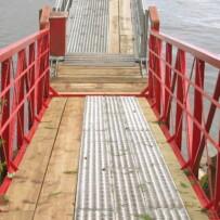Saltery Bay Gangway